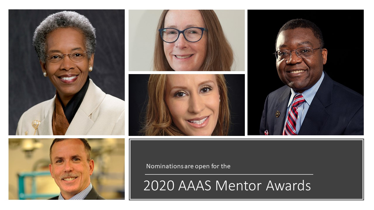 2020 Mentor Awards Nominations are Open