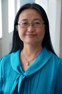 Pei Xu, 2018-2019 AAAS Leshner Leadership Fellow