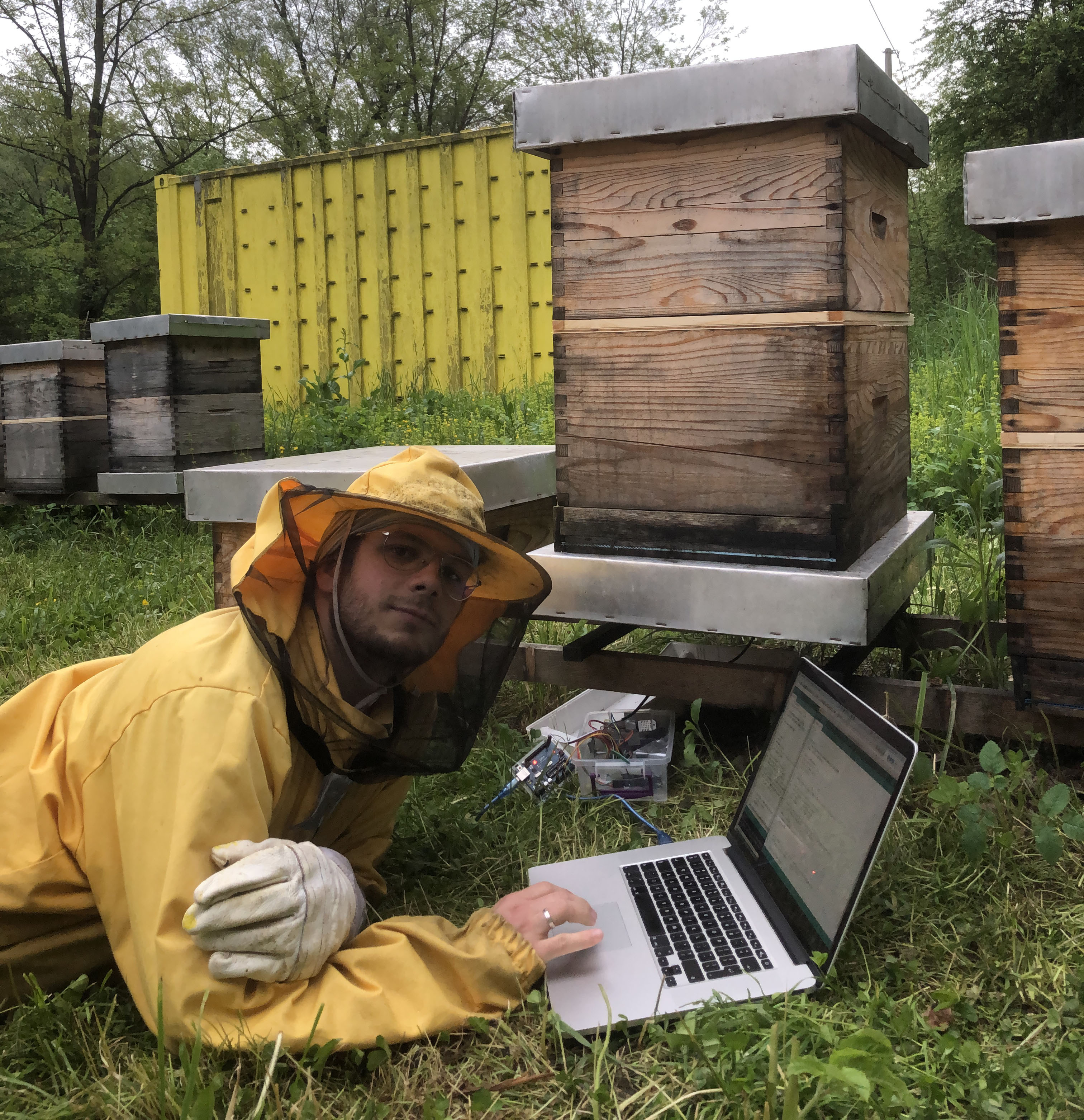 Bosnian Computer Programmer is Abuzz about the Science of Beekeeping | American Association for the Advancement of Science