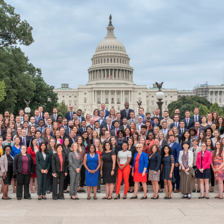Science Policy Fellowship Has Durable Impact, Independent Evaluation Shows