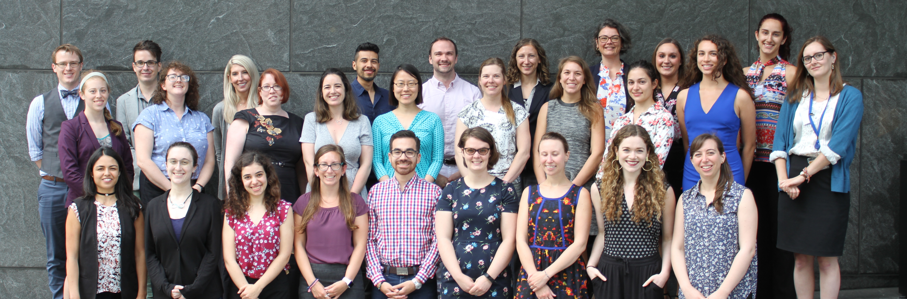 The 2019 Class of Mass Media Science and Engineering Fellows and Diverse Voices in Science Journalism Interns
