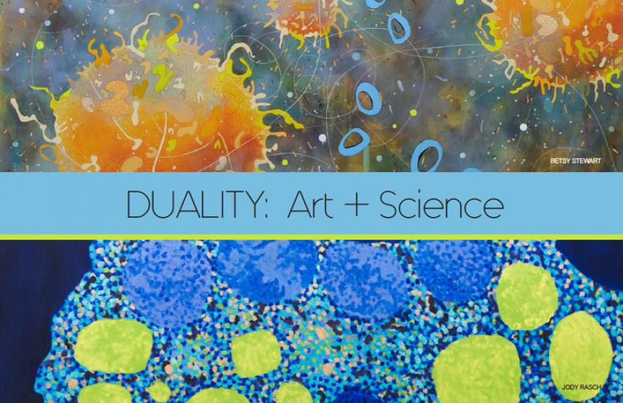 Duality : Art + Science