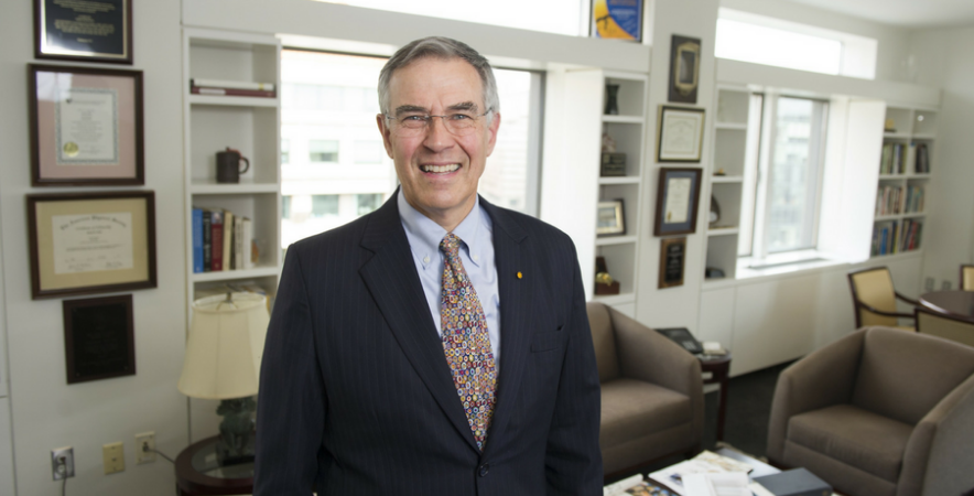 AAAS CEO Rush Holt