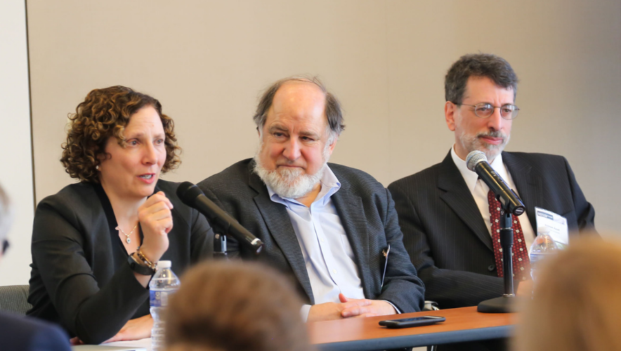 Evidence-Based Policy and Voting Technology panel at the 2019 AAAS Forum on Science & Technology Policy