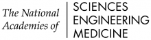 National Academies of Science, Engineering and Medicine Logo