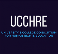 University and College Consortium for Human Rights Education. Click the image to access their website.