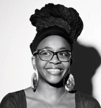 Headshot of Nnedi Okorafor