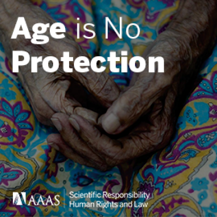 Age is No Protection: Prevalence of gender-based violence among men and women over 49 years of age in five situations of protracted displacement
