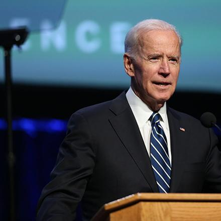 Joe Biden at the AAAS Annual Meeting