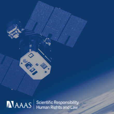 Geospatial Technologies for Human Rights
