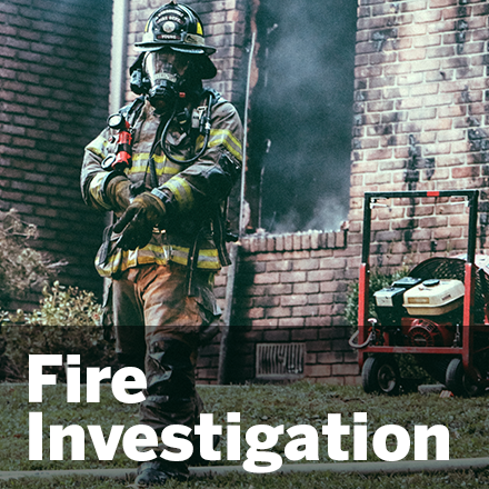 Forensic Science Assessments: Fire Investigation