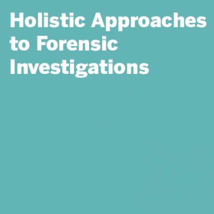 Holistic Approaches to Forensic Investigations: Increasing the Use of Geospatial Technologies in Exhumation Site Research