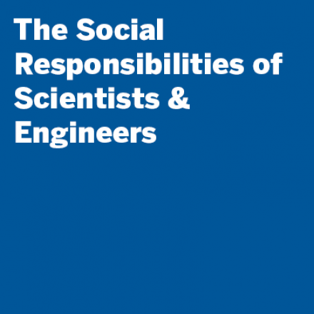 The Social Responsibilities of Scientists and Engineers: A Global Survey