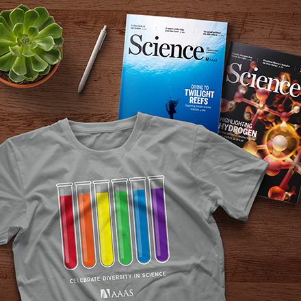 Science and T-shirt