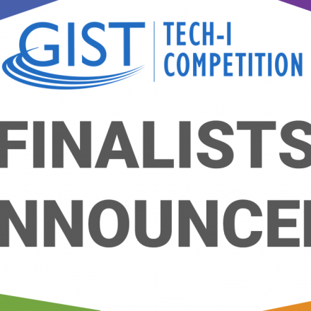Text: Finalists Announced!
