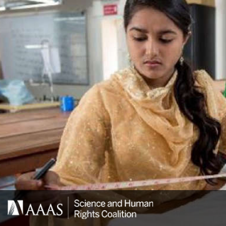 May 21 at 10:00 AM ET, the AAAS Science and Human Rights Coalition will host a webinar with Save the Children