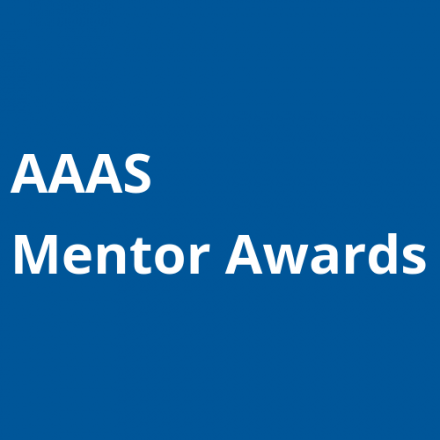 AAAS Mentor Awards