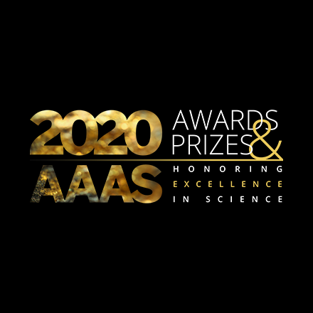 2020 AAAS Awards & Prizes logo