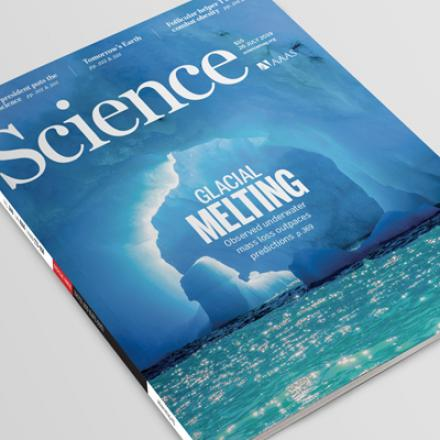 Science Cover Homepage, 26 July 2019