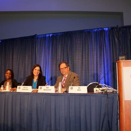 Panelists for the DoSER roundtable at the 2017 Society for Neuroscience Meeting