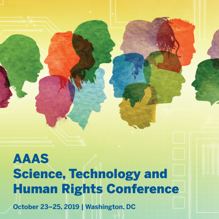 AAAS Science Technology and Human Rights Conference