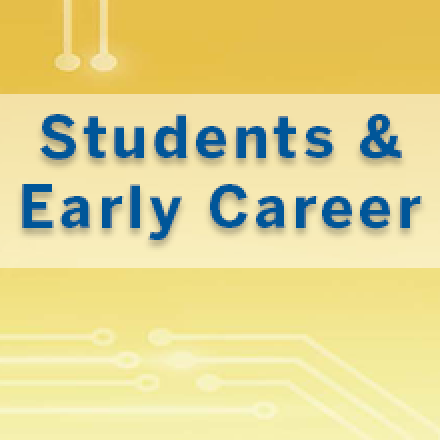 Information for students and Early Career Professionals