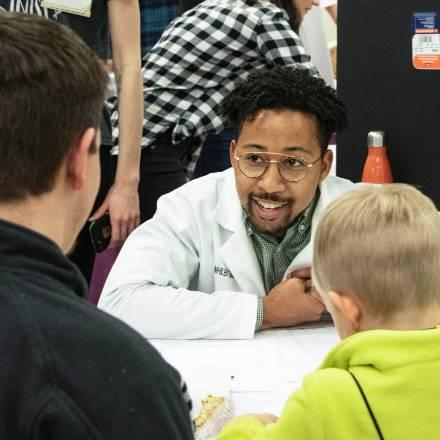 Family Science Days 2019