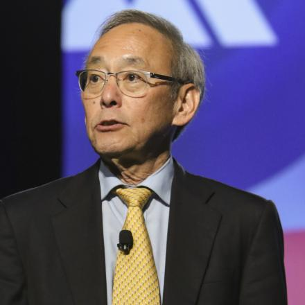 Steven Chu 2020 address