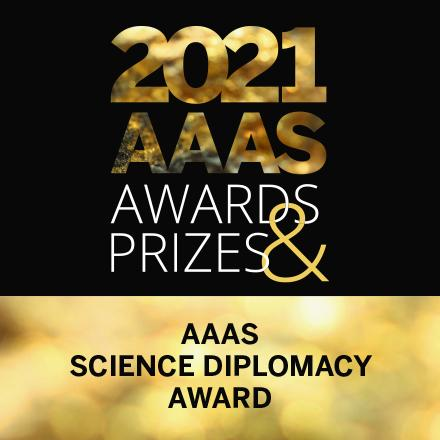 AAAS Award for Science Diplomacy
