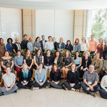 The 2019 SciComm Training Network Meeting.
