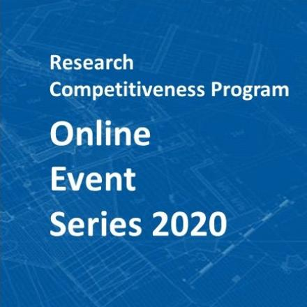 Text: RCP Online Event Series 2020