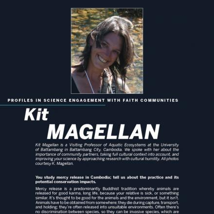 Image of first page of Kit Magellan's profile