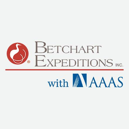 Betchart With AAAS logo