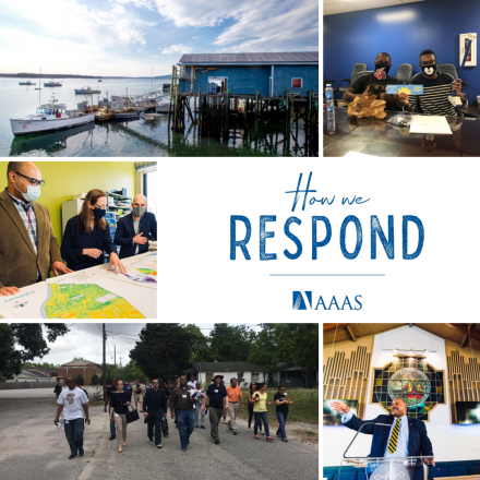 AAAS How We Respond Facebook Live Chat: Renewable Energy and Sustainability in St. Louis