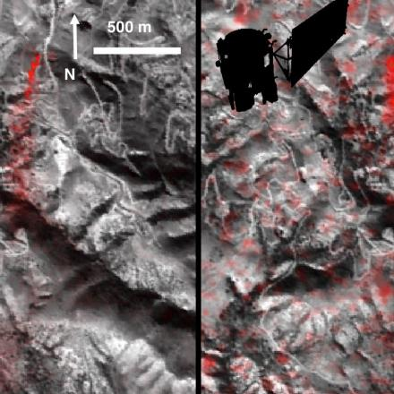 A First: NASA Spots Single Methane Leak from Space